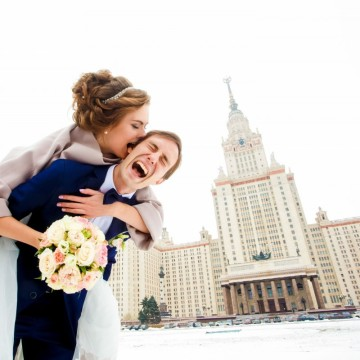 Wedaward Wedding Photographer Aleksandr Balakin (balakman). Photo of 14 April