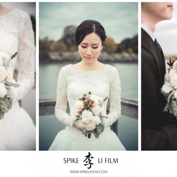 Wedding photographer Spike Li (spikelifilm). 08 May