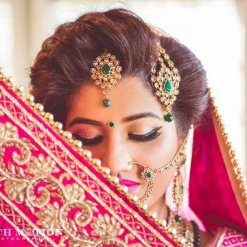 Wedding photographer Harjot Goraya (catchmotion). Photo of 27 April
