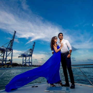 Wedding photographer Rajvinoth Jothineelakandan (ATLHEA). Photo of 20 November
