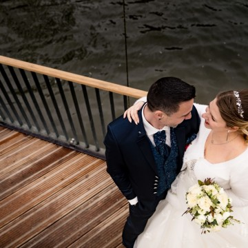 Wedding photographer Robin Grieve (lenzielenz). Photo of 13 February