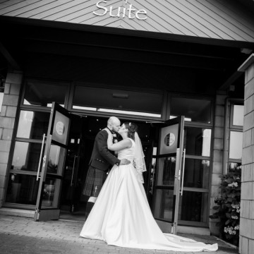 Wedding photographer Robbie Muir (pulzephotography). Photo of 04 April